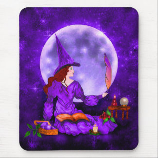 Amethyst  Witch  Mousepad
