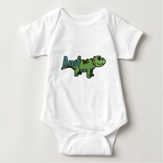 Amf (with name) baby bodysuit