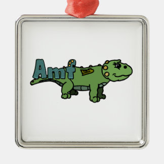 Amf (with name) christmas ornaments
