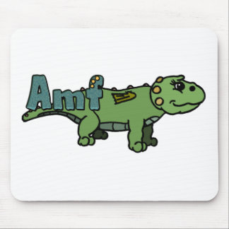 Amf (with name) mouse pad