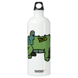 Amf (with name) SIGG traveller 1.0L water bottle