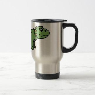 Amf (with name) stainless steel travel mug