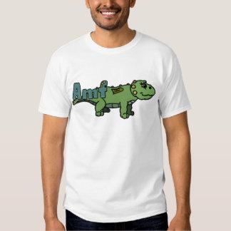 Amf (with name) tshirt
