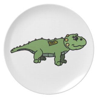 Amf (without name) dinner plate