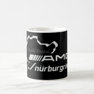 AMG - NÜRBURGRING MAP - MUG