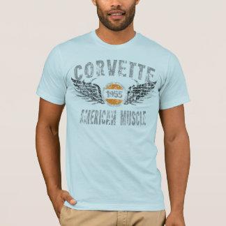 amgrfx - 1955 Corvette T-Shirt