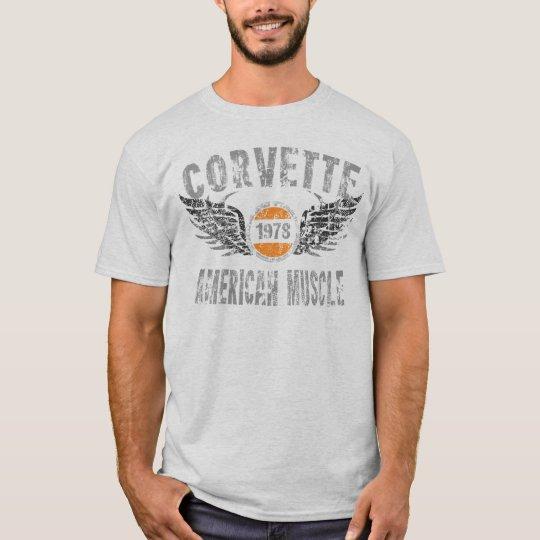 amgrfx - 1978 Corvette T-Shirt