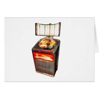 AMI Continental 2 Jukebox Card
