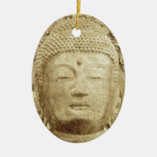 Amida Buddha Christmas Ornament