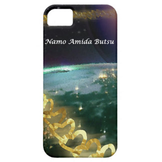 Amida's Golden Chain of Love 2 02 iPhone 5 Case