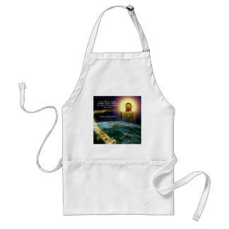 Amida's Golden Chain of Love 2 Aprons