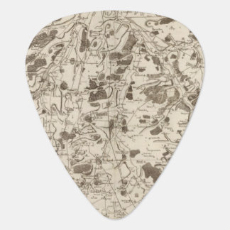 Amiens Guitar Pick