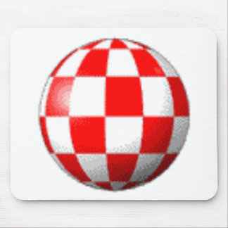 AMIGA BOING BALL MOUSE PAD