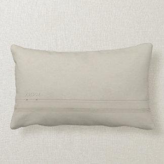 amiga pilliow lumbar cushion