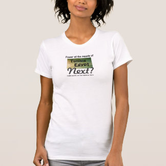 Amiot Gallery Power of the people Women's Top Tee Shirts