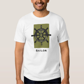 Amiot Gallery Sailor T-shirt - GRN