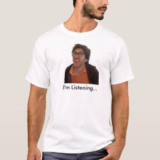 Amir Bloomenfeld T-shirt: I'm listening T-Shirt
