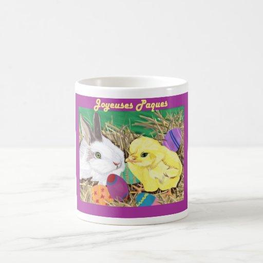 Amis de Paques (Easter Friends) Mugs