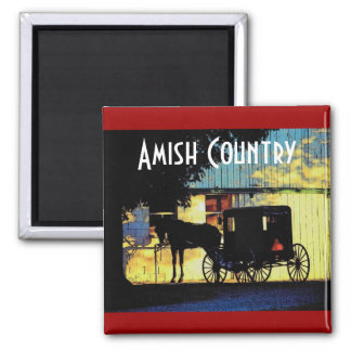 Amish Country Magnet