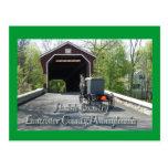 Amish Country _ Postcard Postcard