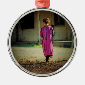 Amish Girl Ornament