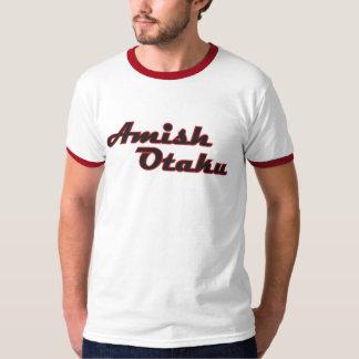 Amish Otaku Ringer T-Shirt