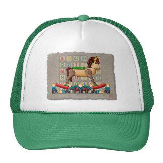Amish Rocking Horse Hat