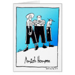AmishHomeez Greeting Card