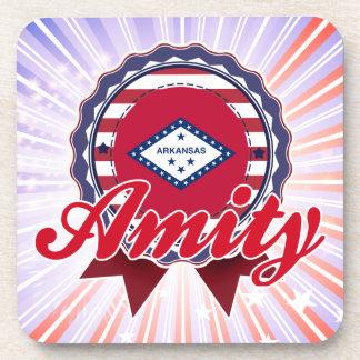 Amity AR Beverage Coasters