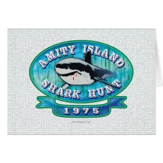 Amity Island Card