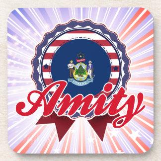 Amity ME Drink Coaster