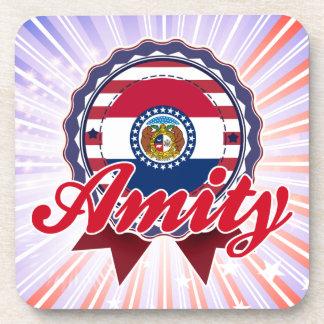 Amity MO Drink Coasters