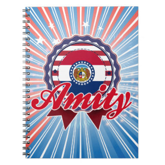 Amity, MO Spiral Notebooks