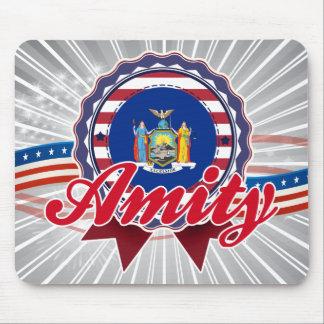 Amity NY Mouse Pad