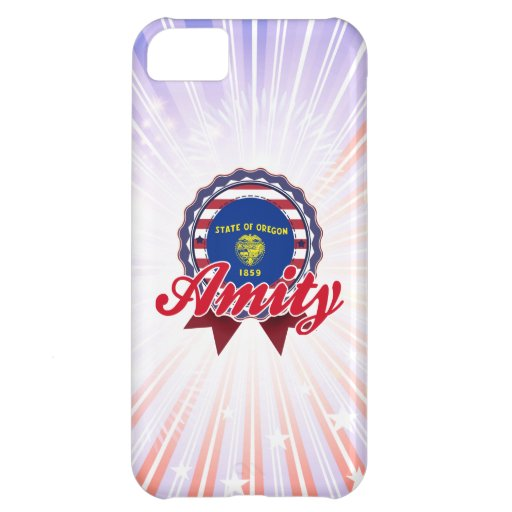 Amity, OR iPhone 5C Cases