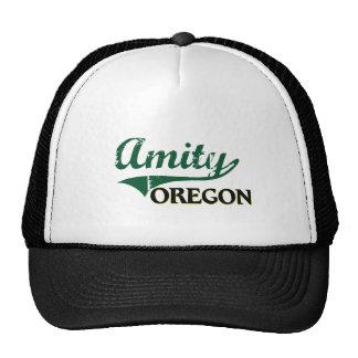 Amity Oregon Classic Design Trucker Hats