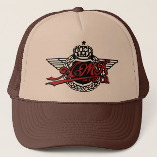AMK royal crest Trucker Hat