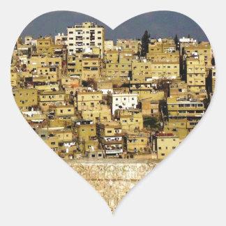 Amman From Citadel Heart Sticker