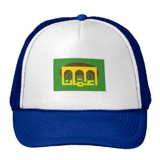Amman, Jordan Trucker Hat