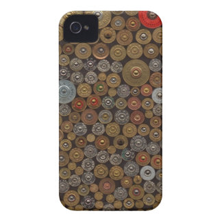 Ammo - Bullets iPhone 4 Case