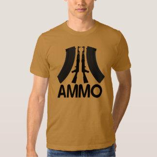 Ammo Shirt - AK 47 Print