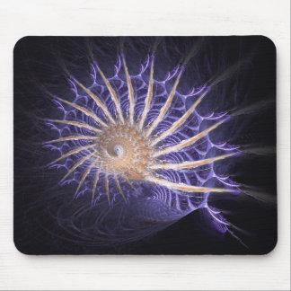 Ammonite 1 mouse pad