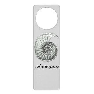 Ammonite Door Hangers