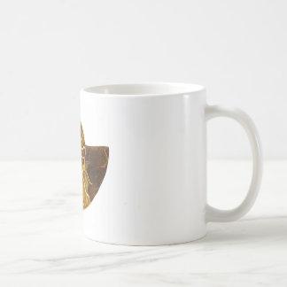 Ammonite Fossil Basic White Mug
