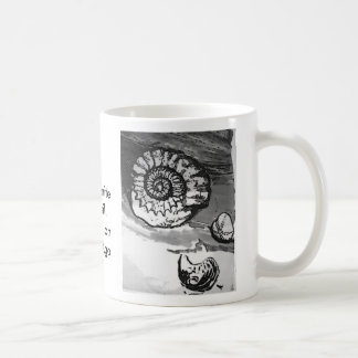 Ammonite Fossil Cup Mugs