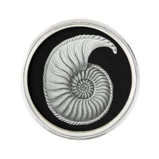 Ammonite Lapel Pin