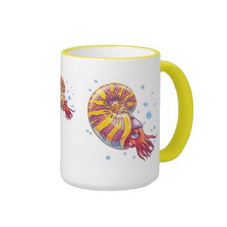 Ammonite Mugs