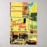 Amoeba on Sunset  -Poster Poster