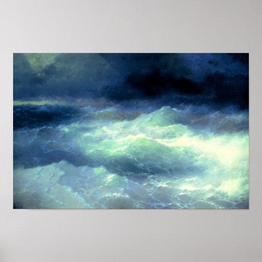 Among the Waves Poster