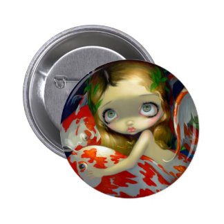 """Amongst the Koi"" Button"